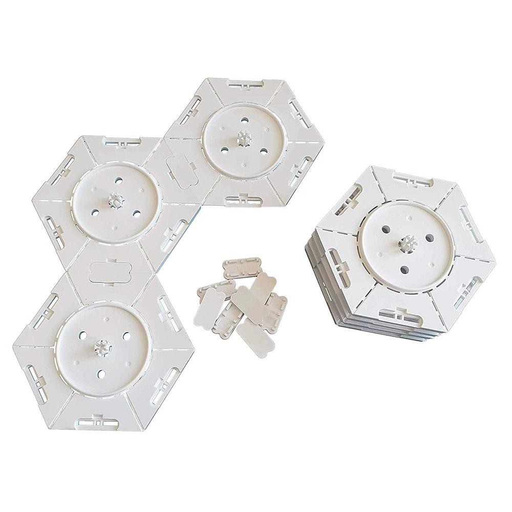 Sistema Illuminazione Smart Cololight Kit Montaggio a Muro (Kit 10 Supporti)