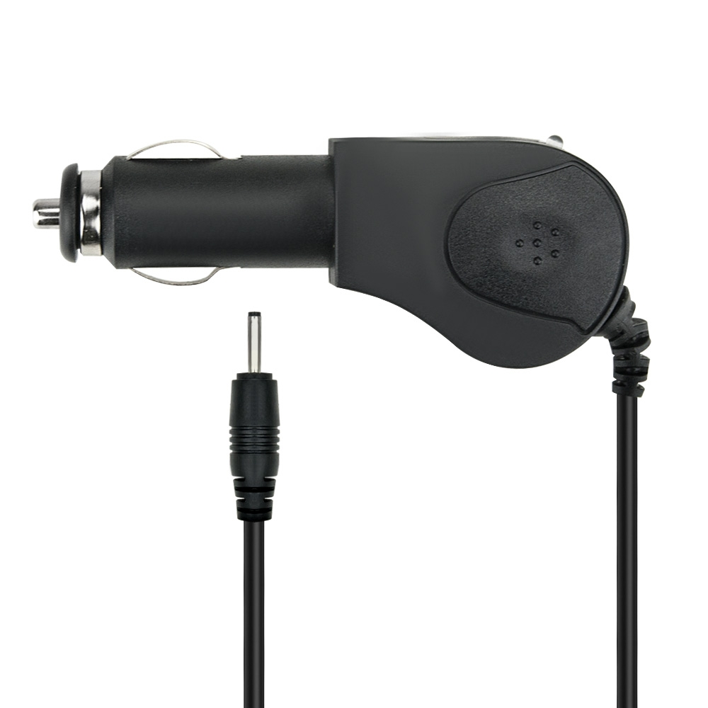 Caricatore Dedicato Vultech® da Auto 12V per Tablet 2,5x0,8mm 3A 5V