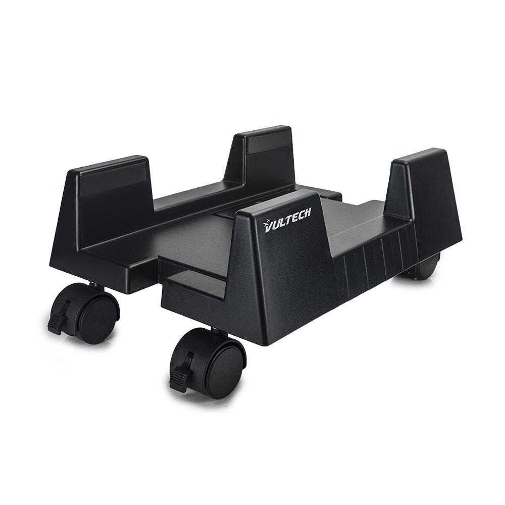 Carrello Porta Pc ABS Vultech CP-02 per Case con 4 ruote