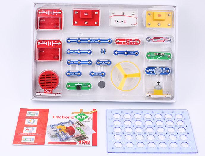 Dbolo Kit Esperimenti 198