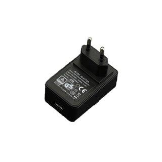 USB Power Supply Wall Adapter 5V@2.5A (EU Standard)