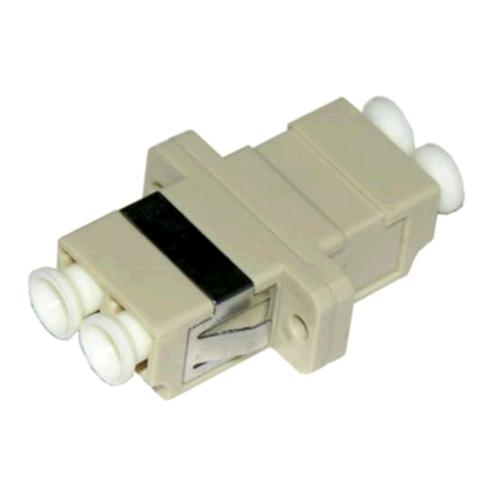 Adattatore Lc-Lc Multimode Duplex Fibra Ottica Custodia In Plastica