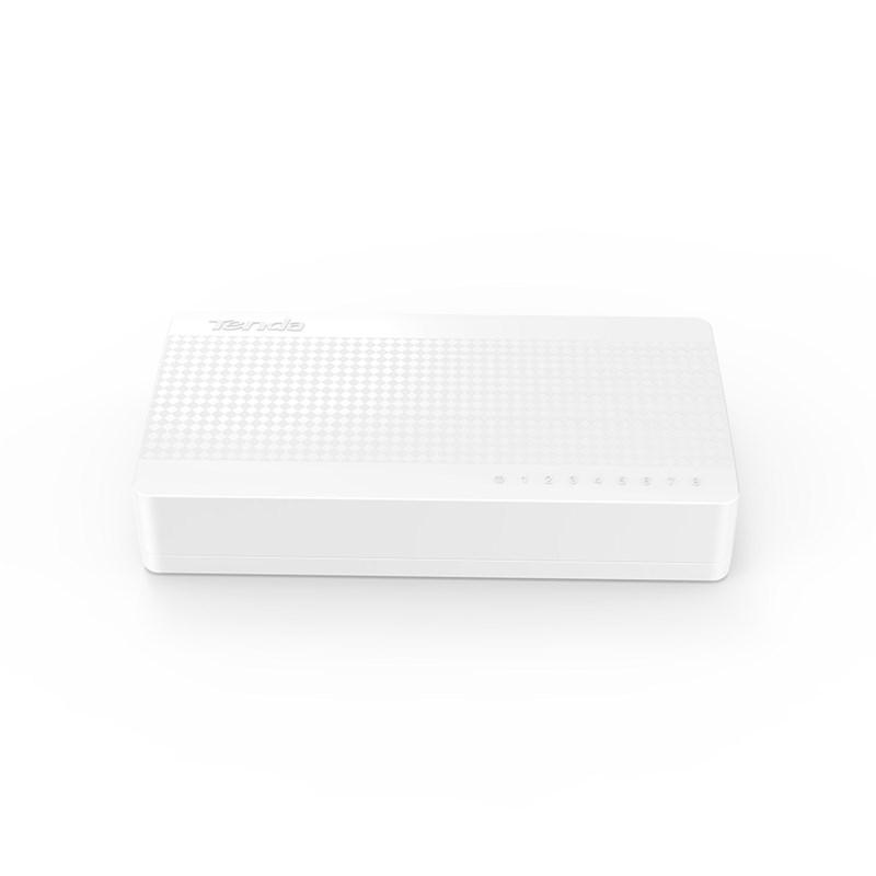 Net - Tenda Net - S108-MINI Switch 8 Porte 10/100 Mbps