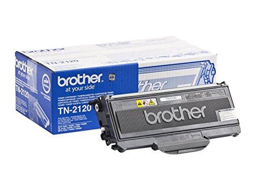 Originale - Toner Brother Tn2120 Black (2600 Copie) TN-2120